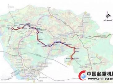 東莞軌道交通1號線有望接駁贛深高鐵塘廈站