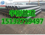 无毒防腐钢管价格|输水用薄壁防腐钢管厂家
