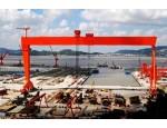 抚顺造船用门式起重机销售