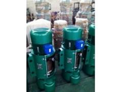 克拉玛依电动葫芦优质厂家