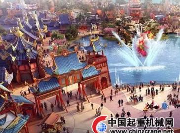 郑汴融合区建世界级主题公园 投资千亿将成旅游胜地