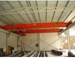 朝阳LDA型电动单梁起重机安装维修