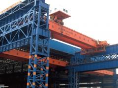 船厂双梁起重机、桥式起重机、船厂起重机