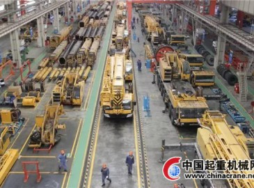 占领后市场高地,徐工起重机械引领行业维修再制造能力