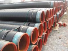 3pe防腐钢管普通级/防腐螺旋钢管天然气管道防腐