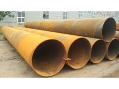 Q235B螺旋焊接钢管生产厂家/螺旋管道防腐厂家
