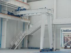 半门式起重机、上海起重机、上海起重机厂、门式起重机