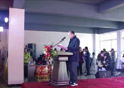 2016中国长垣起重汇首届集采节开幕仪式