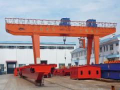 上海起重机厂、上海起重机、双梁门式起重机、起重机维修保养