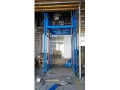 抚顺低价出售导轨式升降货梯联系人于经理15242700608