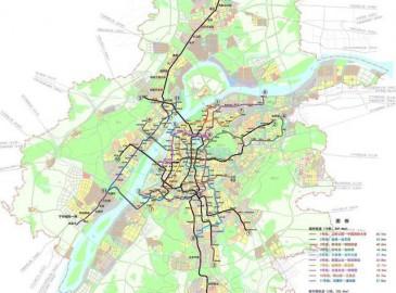 南京发布十三五公交发展计划 未来7年通14条地铁