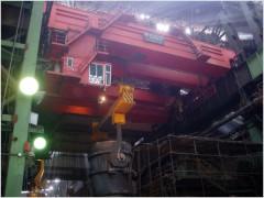 上海起重机厂、上海起重机、22T铸造起重机、桥式起重机