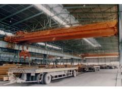 上海起重機廠、上海起重機、鋼坯夾鉗起重機、港口起重機廠