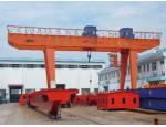上海起重机厂、上海起重机、50+50葫芦门机、港口起重机厂