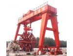 上海起重机厂、上海起重机、盾构门机、地铁专用门式起重机