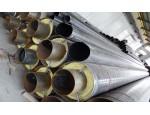 钢套钢保温钢管厂家一张白纸上描绘美好蓝图