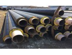 聚氨酯直埋保温钢管厂家四月价格涨幅微乎其微