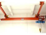 石嘴山电动单梁悬挂起重机安装维修13513731163销售部