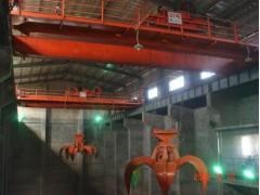 南丹抓斗桥式起重机维修保养18568228773销售部