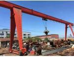 杭州废品站专用龙门吊门式起重机厂家直销