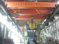上海起重机厂、上海闵行铸造起重机、冶金桥式起重机