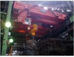 上海起重机厂、上海金山铸造起重机、冶金桥式起重机