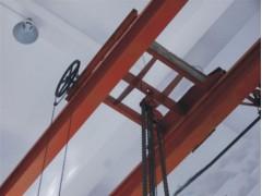 江州手动双梁起重机安装维修18568228773销售部