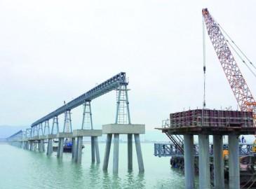 惠州港荃灣港區煤炭碼頭一期進港鐵路連接線計劃明年8月建成通車