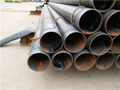 3pe防腐钢管厂家 三层PE防腐管价格