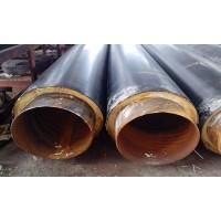 采暖用聚氨酯保温钢管厂家保温管道厂家