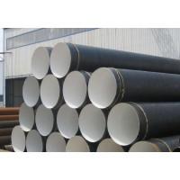 走水螺旋钢管厂家|四油三布防腐螺旋焊接钢管