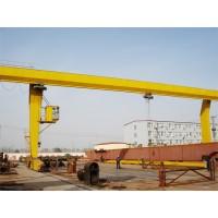 出售10吨35米各悬10米L型龙门吊