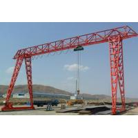 宁波龙门吊专业安装13523255469