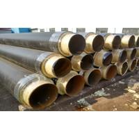 热水保温管钢套钢保温钢管厂家热水管道聚氨酯保温管
