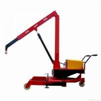 南京移动式旋臂起重机安装