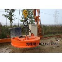 界首城西工业区安装废铁吸盘龙门吊刘经理13673527885