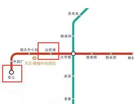 """2019年重慶軌道交通通車里程將達364公里 形成""""七線一圖片"""