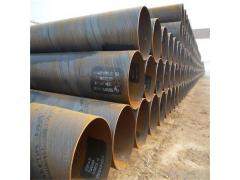 打桩用钢护筒螺旋管厂家/螺旋钢管性能特点分析