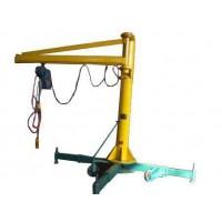 上海移动式悬臂吊厂家直销13764288868