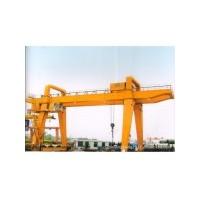 江都双梁吊钩门式起重机生产设计13951432044