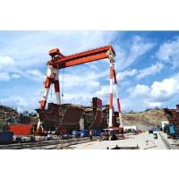 秦皇岛造船用门式起重机13643355176