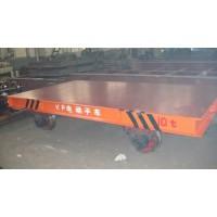 河南省法兰克搬运设备制造有限公司专业生产KP系列电动平车