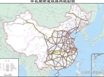 2025年之前国内竟然还有15.2万里程的铁路要开!