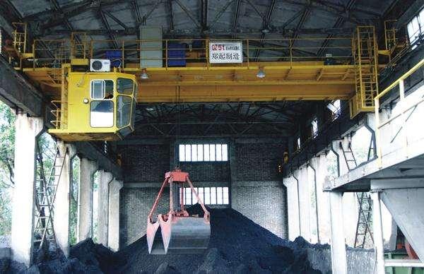 重庆中煤集团专用双梁抓斗起重机 崔18581058258