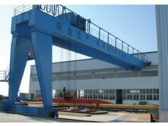 台湾台北门式起重机安装