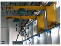 上海壁行式悬臂起重机厂家直销13764288868