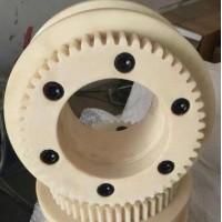 岳阳耐磨静音尼龙行车轮批发销售13975092513