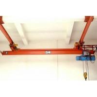 江都欧式单梁悬挂起重机安装设计13951432044