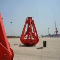 南京起重机/起重机多掰式抓斗销售.维修13705141570