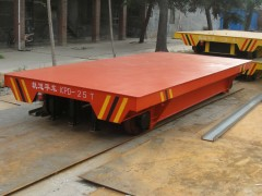 福州地轨式电动台车平车厂家设计制作15880471606
